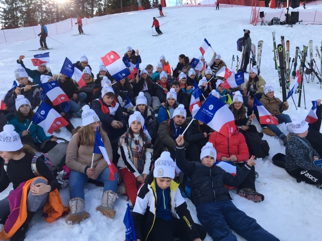 Coupe du monde de ski à Courchevel