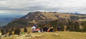 Read more about the article L'aventure en montagne !