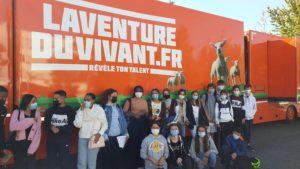"""Read more about the article """"Aventure du vivant"""" pour les 3A"""